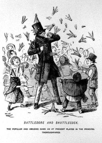 John Leech Sketch from Punch