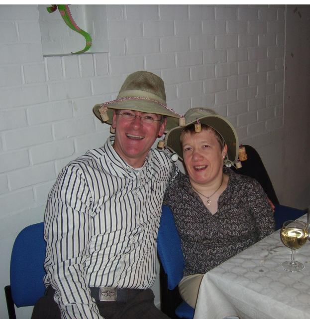 January Party 2008